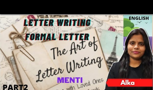 "Copy of ""Letter Writing"" Grammar