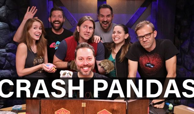 Sam Riegel's Crash Pandas One-Shot