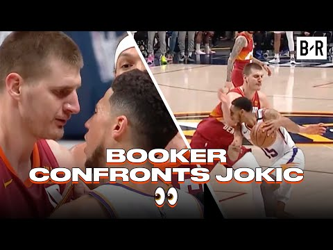 Nikola Jokic Ejected After Hard Foul On Cameron Payne In Game 4